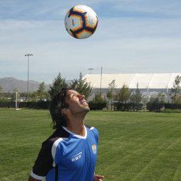 Nicolás Núñez, se titula de técnico de fútbol