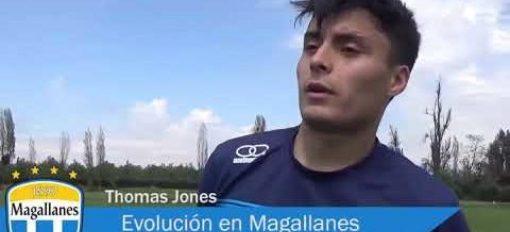 Revisa las declaraciones de Thomas Jones previas al duelo con Wanderers