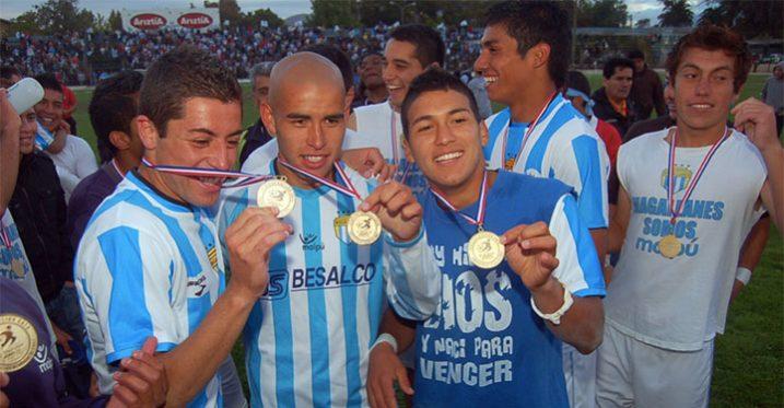 Campeón Tercera División 2010