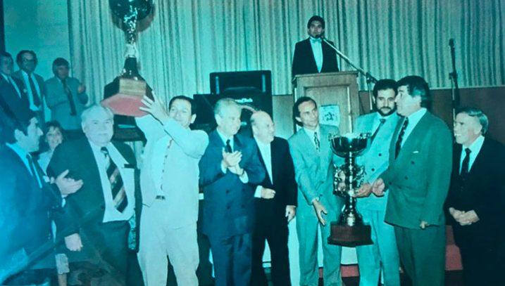 Obtención del Campeonato de Tercera División 1995