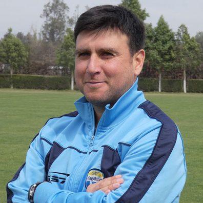 Patricio Ormazábal Mozó Entrenador del Primer Equipo