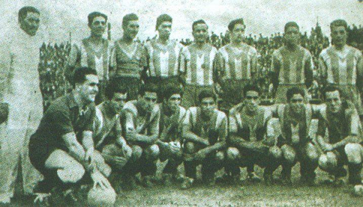 Campeón en 1938