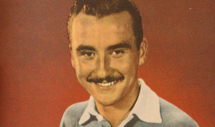 Sapito Livingstone jugó un partido por Magallanes