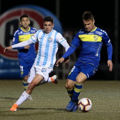 A.C Barnechea vs. Magallanes