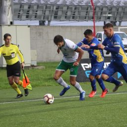 Deportes Puerto Montt vs. Club Magallanes