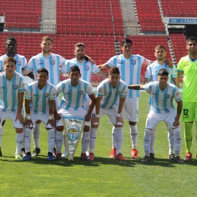 Magallanes vs. Wanderers