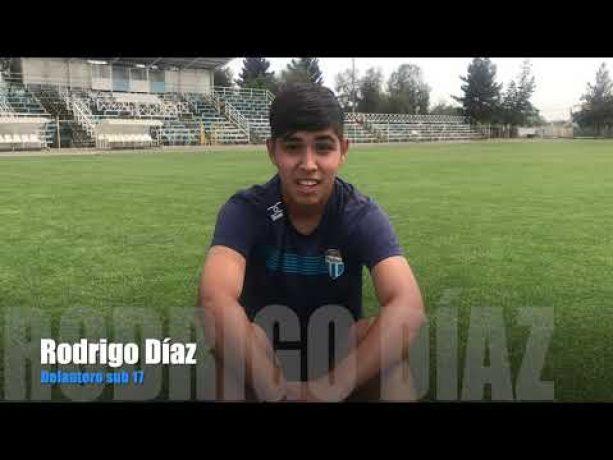 Conoce al «Yoyo»Díaz, delantero sub 17, de Magallanes.