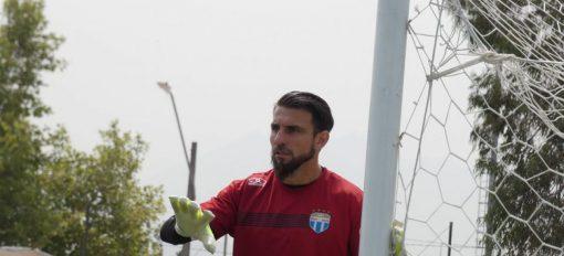 Lucas Giovini y sus primeros días en Magallanes.