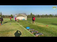 Magallanes comenzó la Fase II de entrenamientos